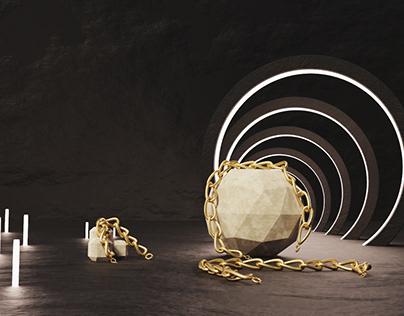 3D Jewellery Product
