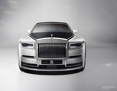 Launch images for the all new Rolls-Royce Phantom 2017