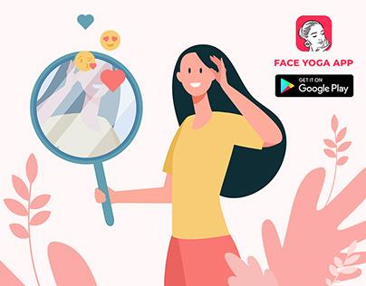 Face Yoga App, Preview Google Play