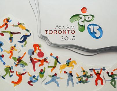 Pan Am Toronto 2015 • TyC Sports Main Titles