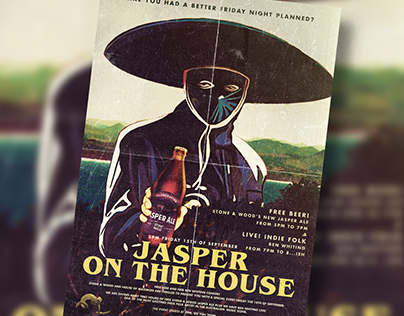 Jasper on the House