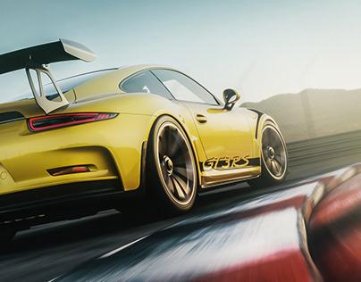 GT3 RS | CGi