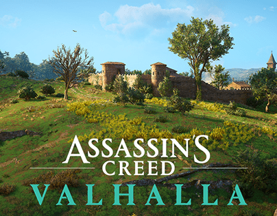 Assassin's Creed Valhalla - Winchester Outskirts East