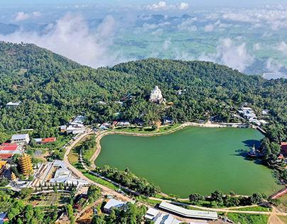 Núi Cấm - An Giang - Vietnam