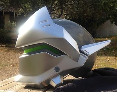Genji Helmet replica