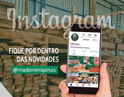 Cliente Madeireira PINUS