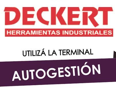 Tríptico - Deckert