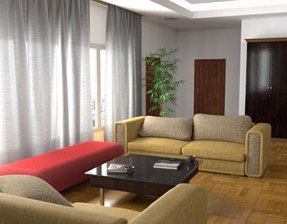 A Break Room