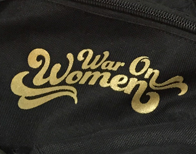 War On Women Fanny-Pack