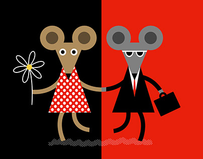 Country Mouse, Town Mouse