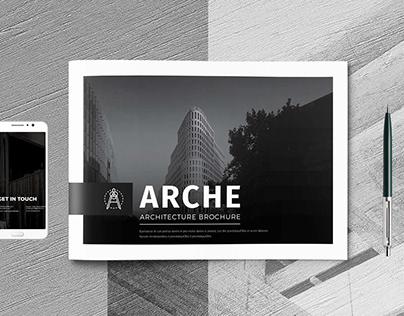 A5 Architecture Brochure