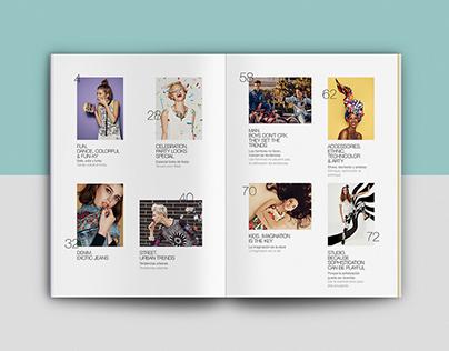 Desigual SS16 Catalogue