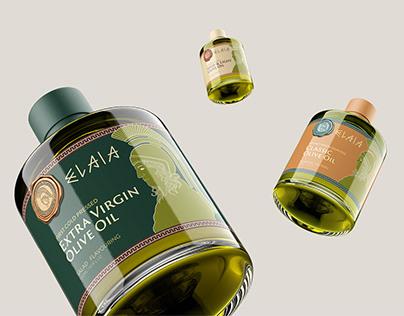 Elaia–Olive Oil Branding