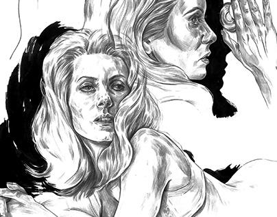 Movie Posters: Belle de Jour, La Pianiste, Nóż w Wodzie