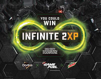 Doritos   Activision Infinite 2XP