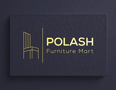 Polash Furniture Mart Logo