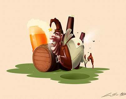 The Beer Fairy