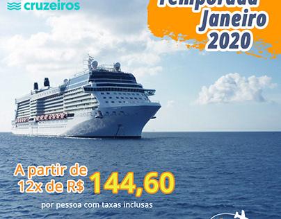 Banners Agência Mais Turismo