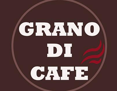Identidade Visual Grano Di Café.