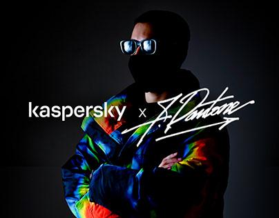 Kaspersky x Felipe Pantone | W3-Structural K