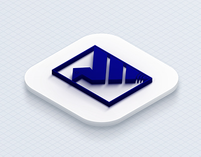 Best free app icon logo design mockup