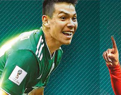 Una nueva rivalidad.(México vs Chile)