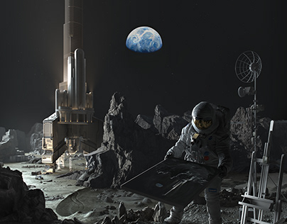 Inspiration on the Moon | 2020