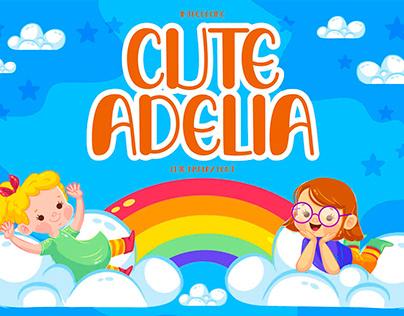 CUTE ADELIA