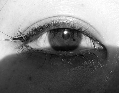 The sun in my right eye