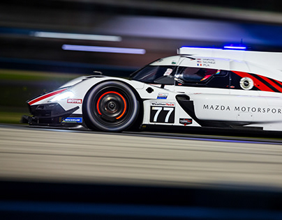Design Consultation: #77 Mazda RT24-P