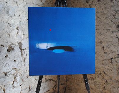 Composition No. 15 Blue Sea