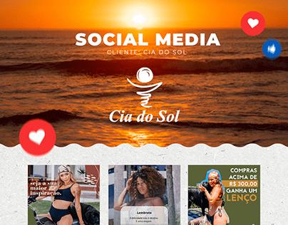 CIA DO SOL - SOCIAL MEDIA