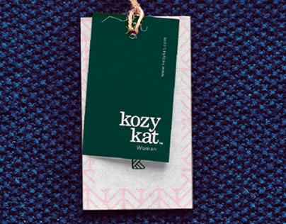 Kozy Kat - Branding