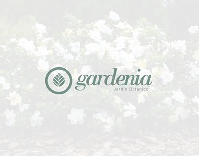 Identidad corporativa - jardín botánico gardenia