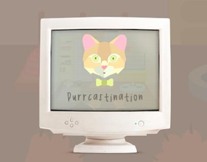 Purrcastination