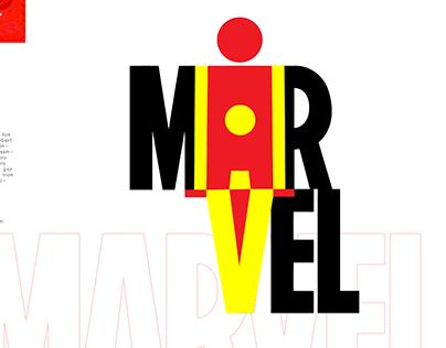 logotipos Marvel (Variaciones)