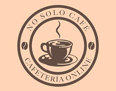 "Logo ""No Solo Café"""