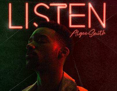 Algee Smith Listen EP