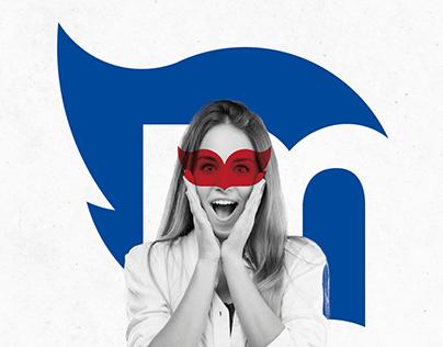 Mask Agency Corporate Identity