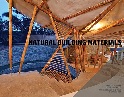Sustainability Research: Natural Building Materials