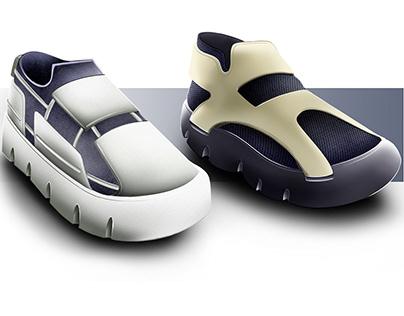 Modular Footwear Concept