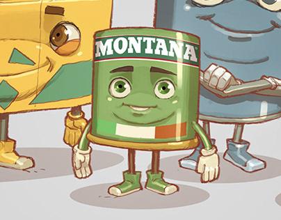 Carne Montana