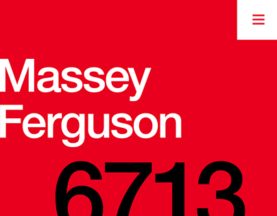 AGCO-RM: Massey Ferguson 6713