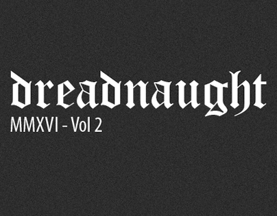 dreadnaught MMXVI Vol.2