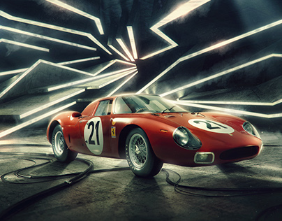 Iconic Race Car Series 1.0