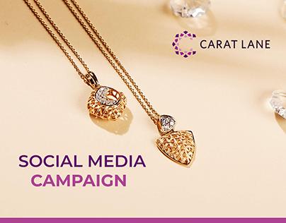 Social Media Campaign ( Carat lane)