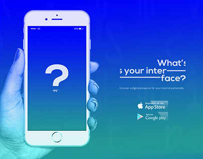 What's your interface? | Personal branding app