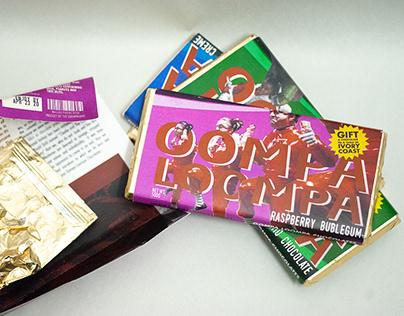 OOMPA LOOMPA CHOCOLATES
