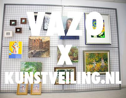VAZO x Kunstveiling.nl By Dacosta Photography