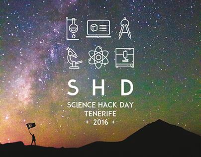 Science Hack Day Tenerife 2016